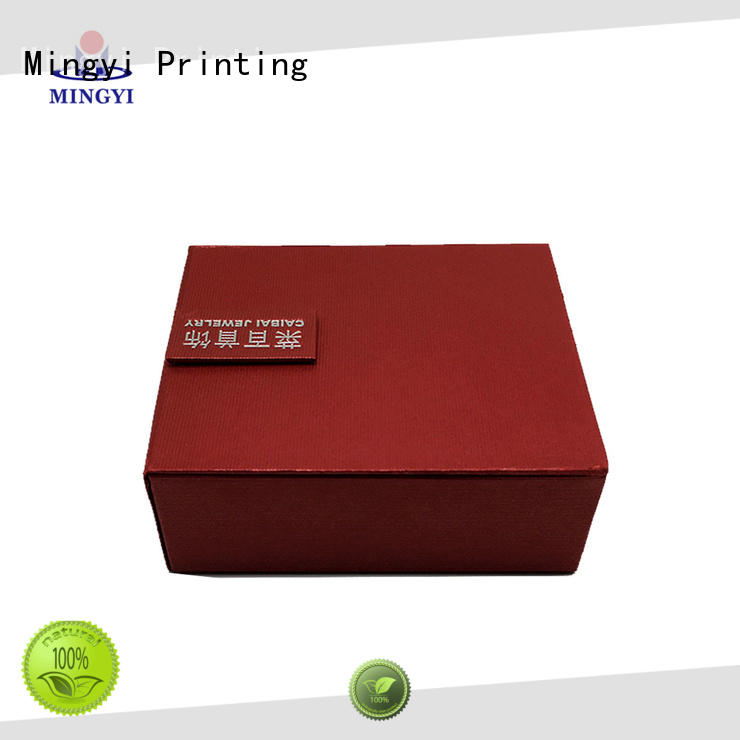 Mingyi Printing New magnetic gift box company for present