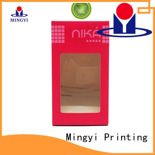 Mingyi Printing Best cosmetic box packaging for business for candy