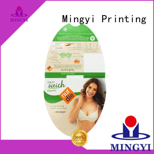 Mingyi Printing Top small label Supply for items