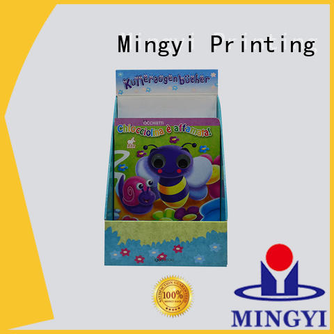 design tearproof plastic clothing childrens Mingyi Printing Brand best educational books supplier