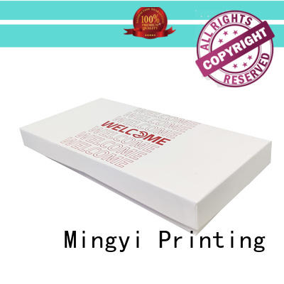 Mingyi Printing heart small gift boxes for sale manufacturer for snacks