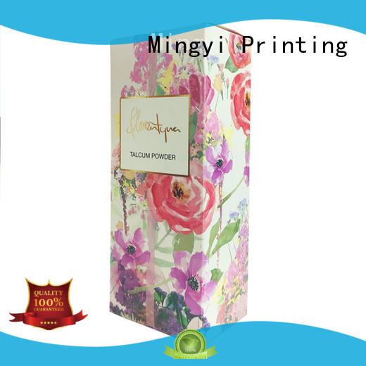 lcd gift box with lid accessories for shoes Mingyi Printing