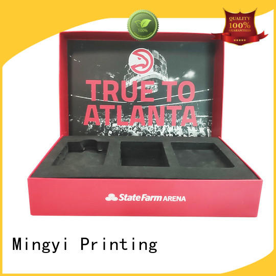 Mingyi Printing Wholesale custom cardboard boxes factory for gift