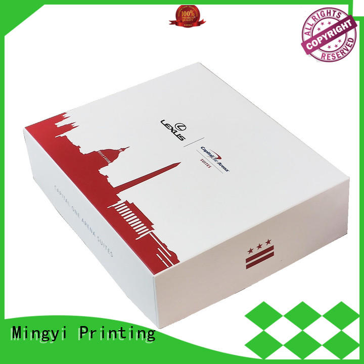 Mingyi Printing Wholesale small cardboard boxes Supply for items