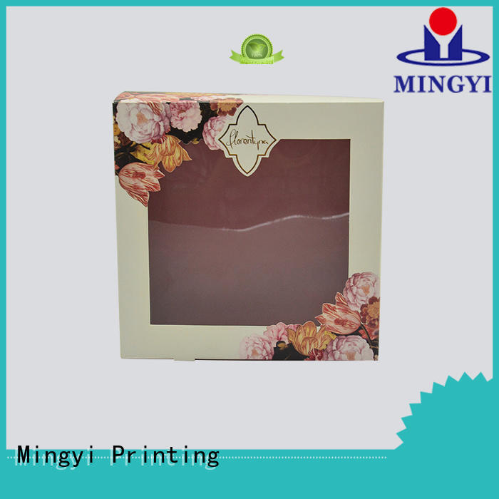 Mingyi Printing custom corrugated boxes Suppliers