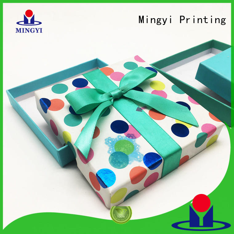 Mingyi Printing paper box craft manufacturers for items