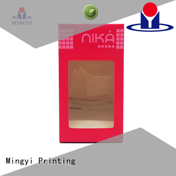 Mingyi Printing Custom packing boxes online Suppliers for present