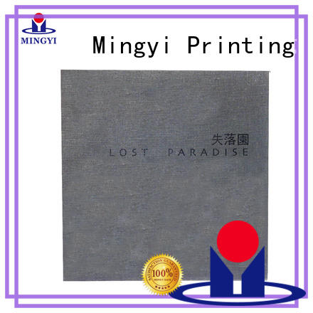 accessories custom size cardboard boxes clamshell for items Mingyi Printing