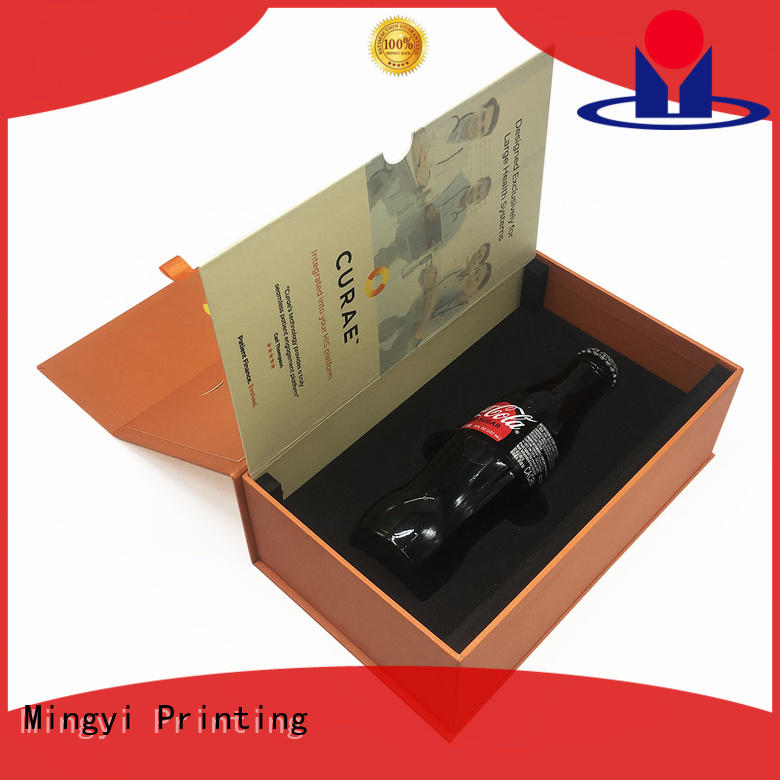 Mingyi Printing custom gift boxes manufacturers for items