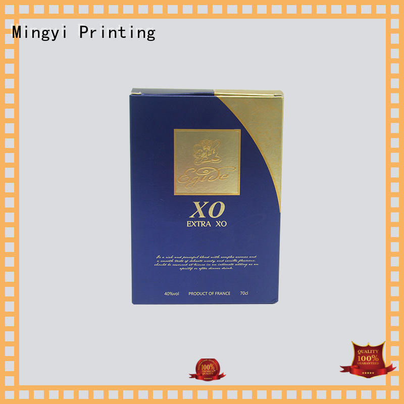 eva cosmetics luxury packaging boxes Mingyi Printing Brand