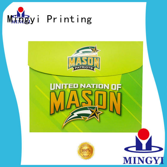 Mingyi Printing affordable wholesale boxes and packaging design
