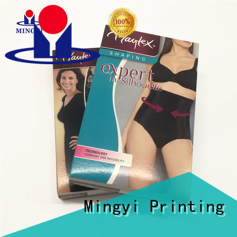size luxury packaging boxes with good price Mingyi Printing