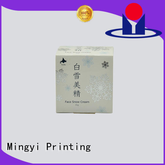 diffuser coloured packaging boxes box paper Mingyi Printing Brand