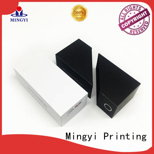 window pvc watch gift box Mingyi Printing Brand