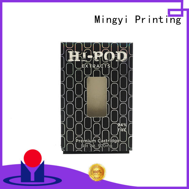 Mingyi Printing High-quality printed shipping boxes company for gift