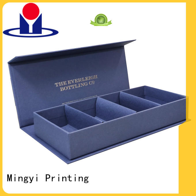 Mingyi Printing Top corrugated cardboard boxes manufacturers for snacks