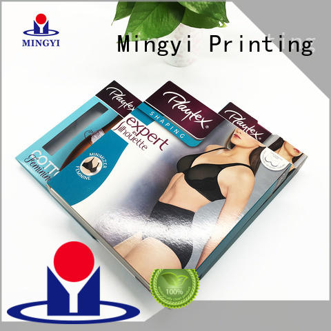 Mingyi Printing High-quality cosmetic box packaging Supply for items