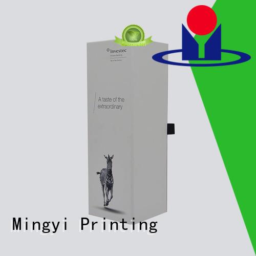 design standard hard gift boxes electronics Mingyi Printing company