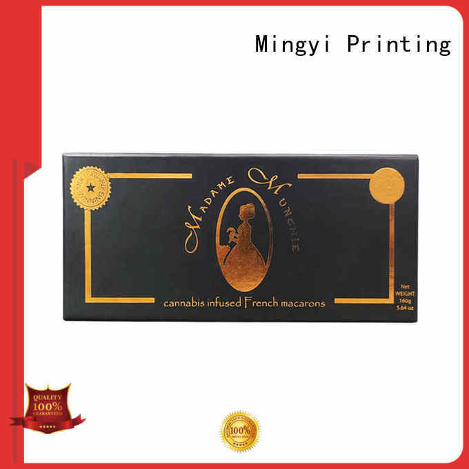 Mingyi Printing Best custom cardboard boxes Suppliers