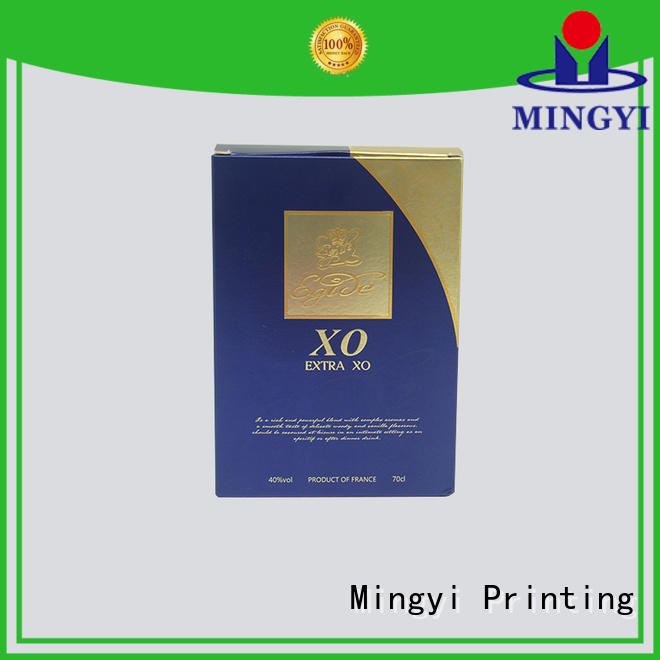 Mingyi Printing coloured cardboard boxes Supply