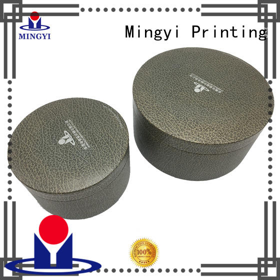 Mingyi Printing stable bulk gift boxes with many colors for present