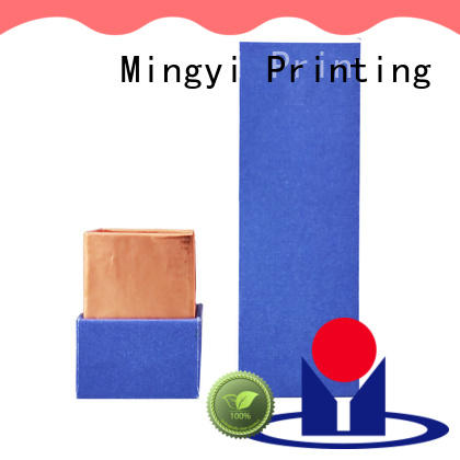 Mingyi Printing High-quality order custom boxes for business for present