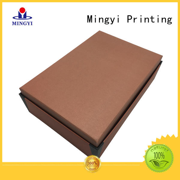 hard trophy watch gift box pet window Mingyi Printing company