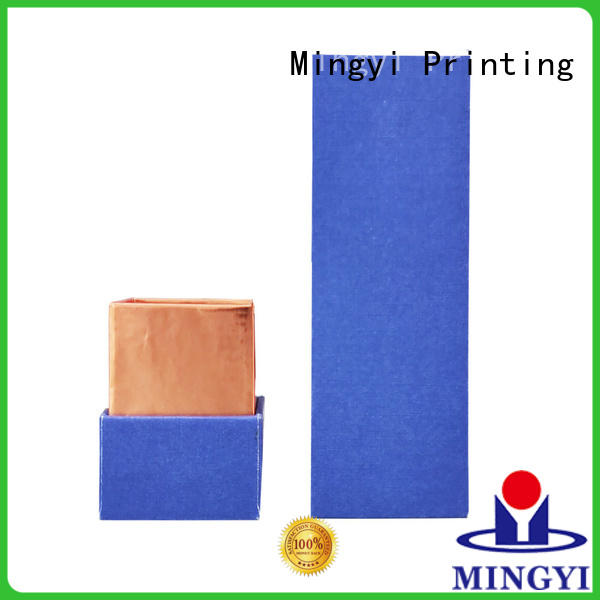 Mingyi Printing humanity design cardboard box suppliers paperboard for Jewellery
