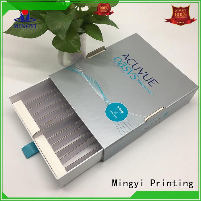 gift box packaging sound for souvenir Mingyi Printing