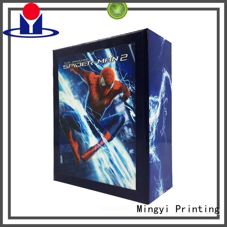 Wholesale ceremony hard gift boxes superior Mingyi Printing Brand