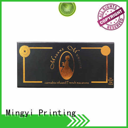 Mingyi Printing personalised cardboard box company for gift