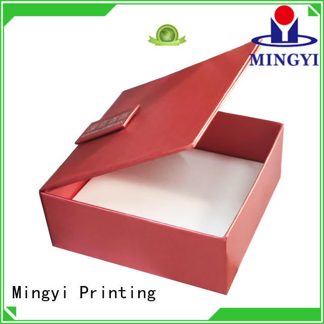 Mingyi Printing Wholesale small cardboard boxes manufacturers for Jewellery