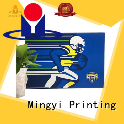 Mingyi Printing Top custom size cardboard boxes for business for gift