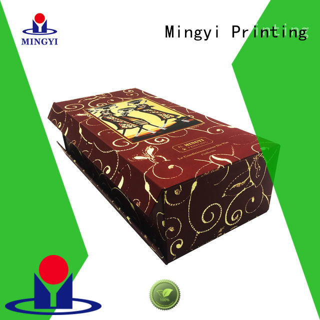 Mingyi Printing New custom gift boxes manufacturers for phone
