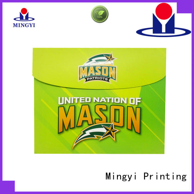 wax coloured cardboard boxes factory price for candy Mingyi Printing