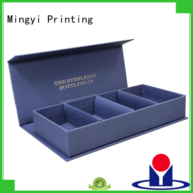 paper boxes order for present Mingyi Printing