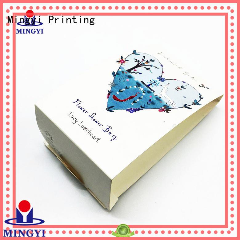Mingyi Printing pp garment labels factory price