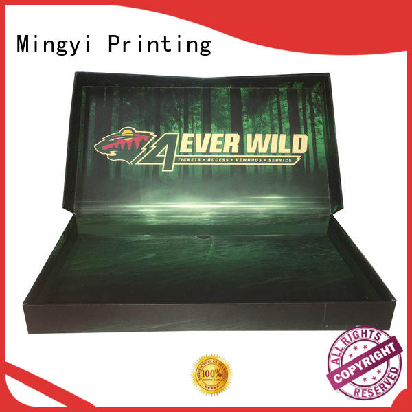 High-quality gift box packaging for business for present