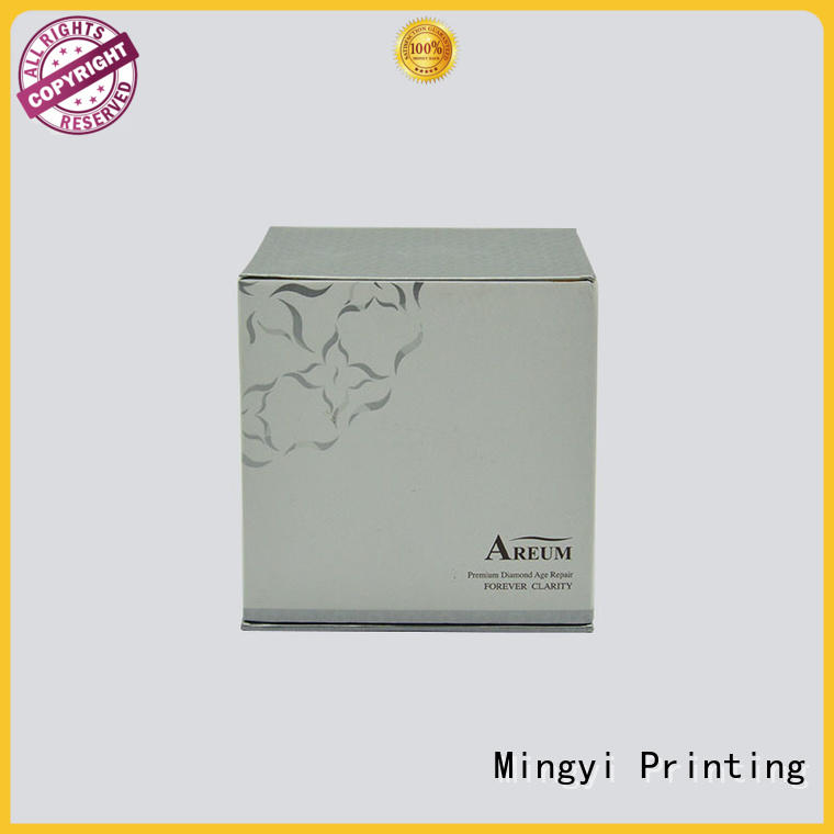 Quality Mingyi Printing Brand stamping luxury packaging boxes