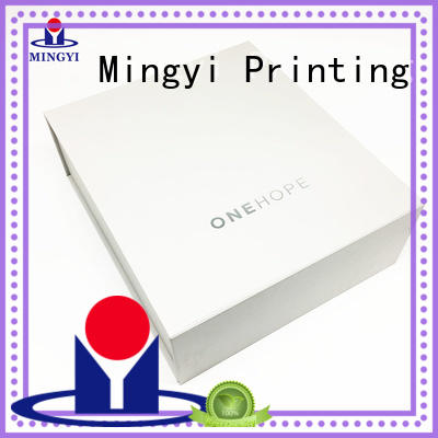 Mingyi Printing eco-friendly gift card box directly sale for items