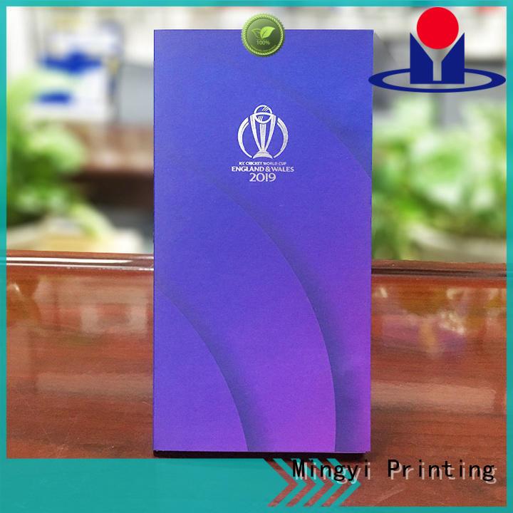 Mingyi Printing Custom garment labels company for phone