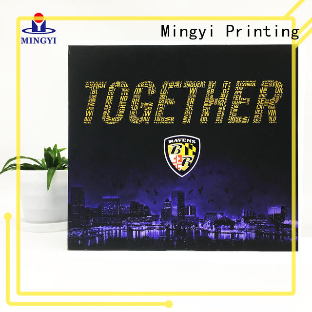 Mingyi Printing book wholesale cardboard gift boxes factory price for gift