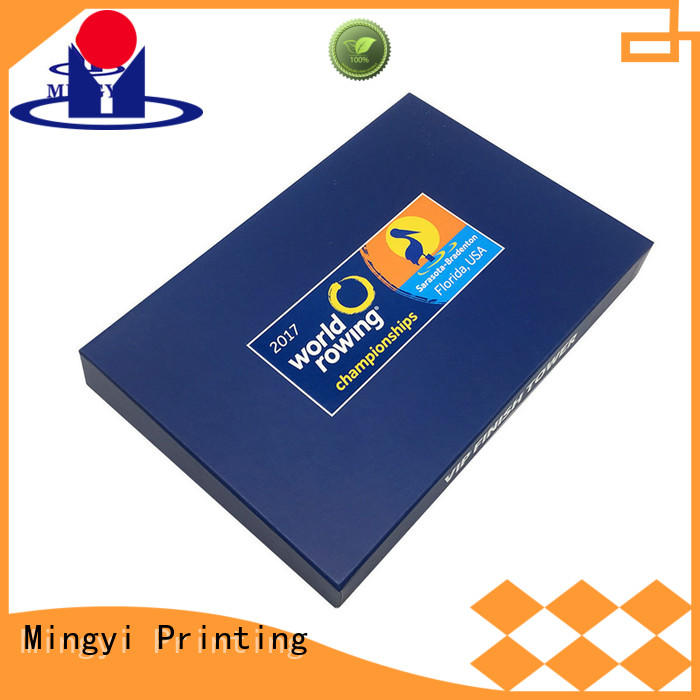 Mingyi Printing foam gift box supplier directly sale for Jewellery