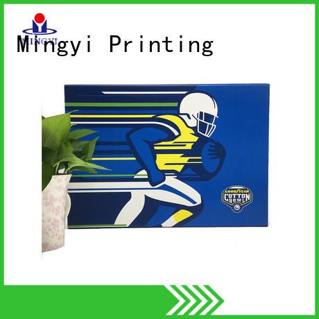 Mingyi Printing stable carton box price logo design for items
