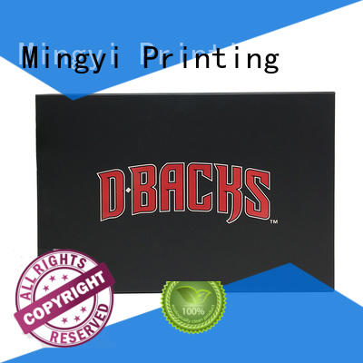 Mingyi Printing luxury gift boxes Suppliers for snacks
