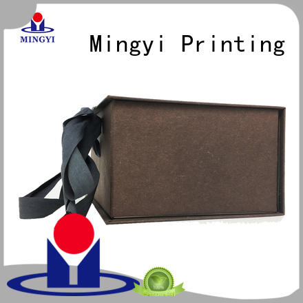 Mingyi Printing Brand perfume commodity watch gift box manufacture