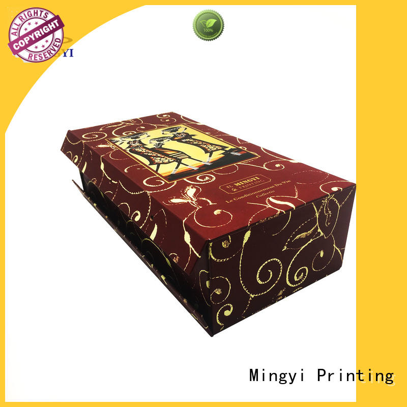 quality paper boxes team for candy Mingyi Printing