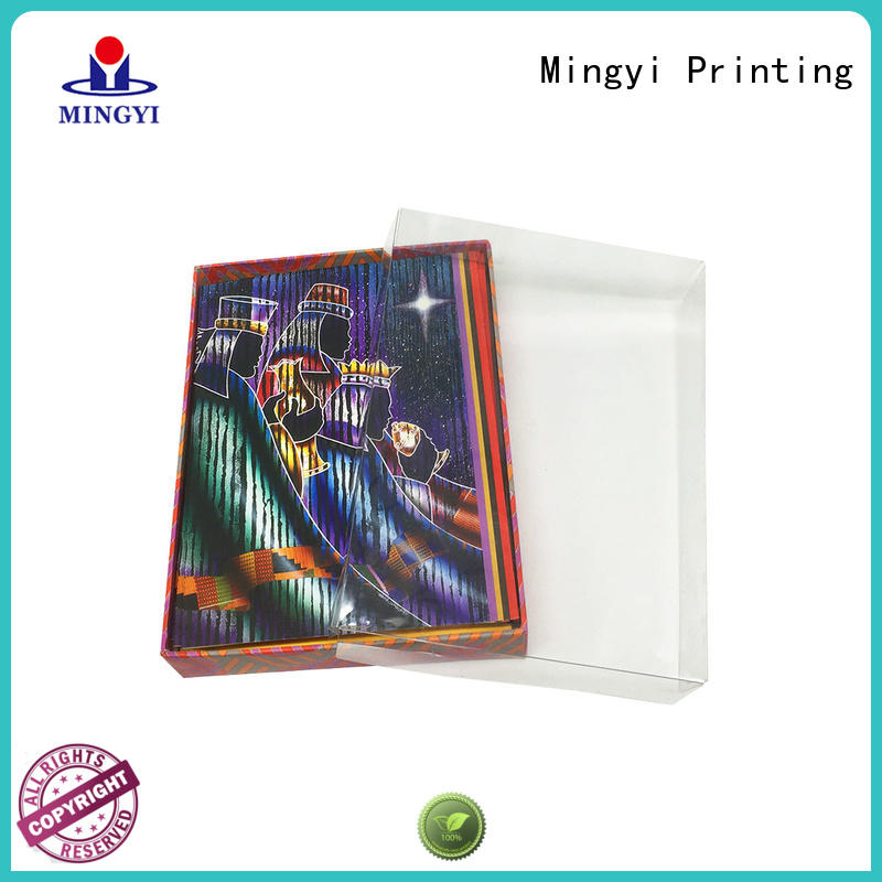 cardboard gift boxes bulk eco for candy Mingyi Printing