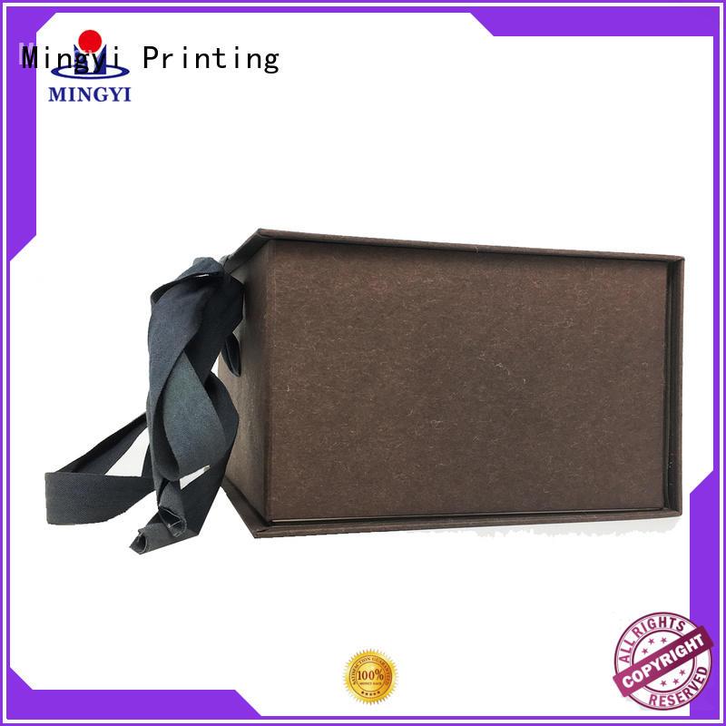 padding eva pet hard gift boxes Mingyi Printing manufacture