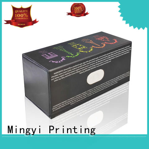 Mingyi Printing humanity design personalised cardboard box customization for souvenir